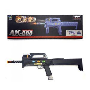 AK-888 Gun Toy With Sound & Light online shopping store