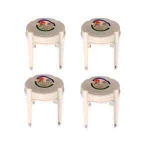 online shopping store Cello Rhino Plastic Stool (Pair 4 Set)