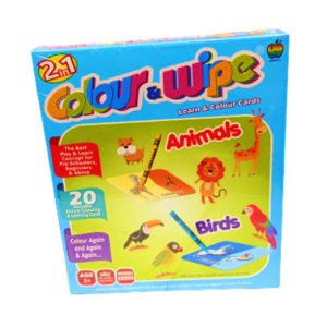Colour & Wipe 2 In 1 Game For Kids online shopping store
