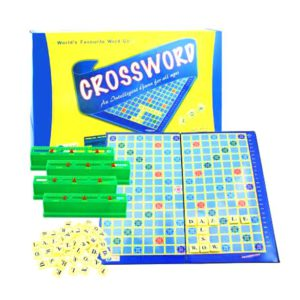 Crossword Game Age- 8 & Above online shopping store