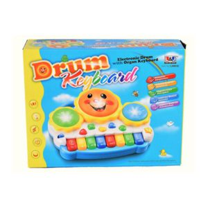 Electronic Drum with Organ Keyboard online shopping store