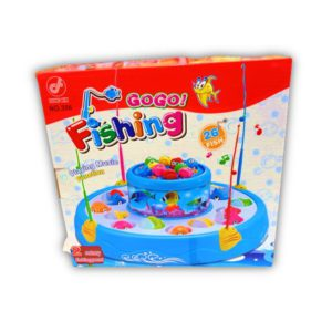 GOGO Fishing Playing Music Function SET (26 Fish In a Box) online shopping store