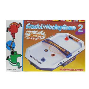 Crash Air Hockey Game with Lightning Action online shopping store Hockey game new