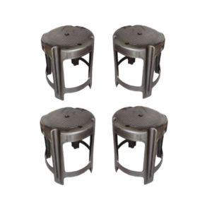 online shopping store Kohinoor Rounded Plastic Stool Pair