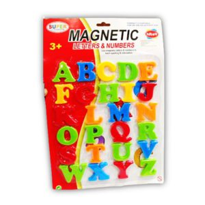 Magnetic Letter & Numbers online shopping store