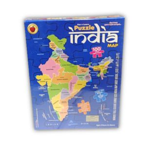 Puzzle India Map Game For Learning online shopping store